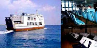 jadwal kapal Ferri Muria