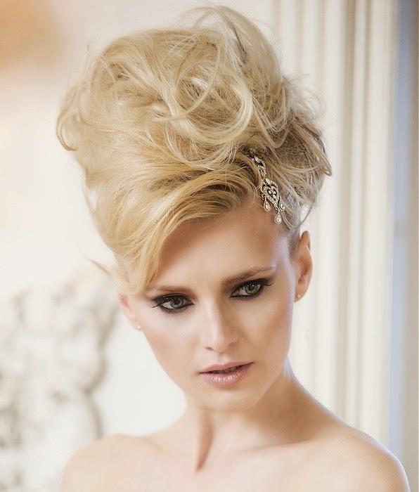 tendencias en peinados de novia
