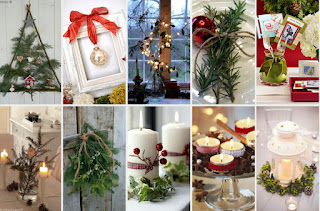 100+1 Χριστουγεννιάτικες διακοσμήσεις της ...τελευταίας στιγμής