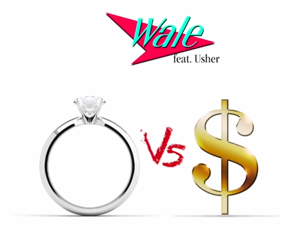 "Wale Ft. Usher ""Matrimony"" - Marriage -Vs- Money"
