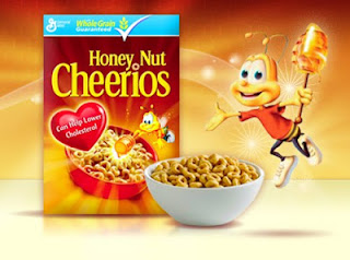 honey nut cheerios advert bee gay