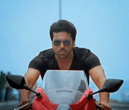 Ram Charan's Evadu New Theatrical Trailer