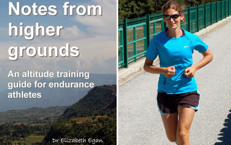 People In Your Neighbourhood: Elizabeth Egan: Altitude Training
