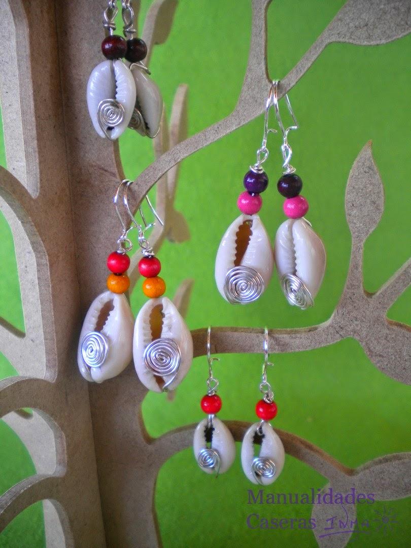 Manualidades con conchas: Lovely Ideas