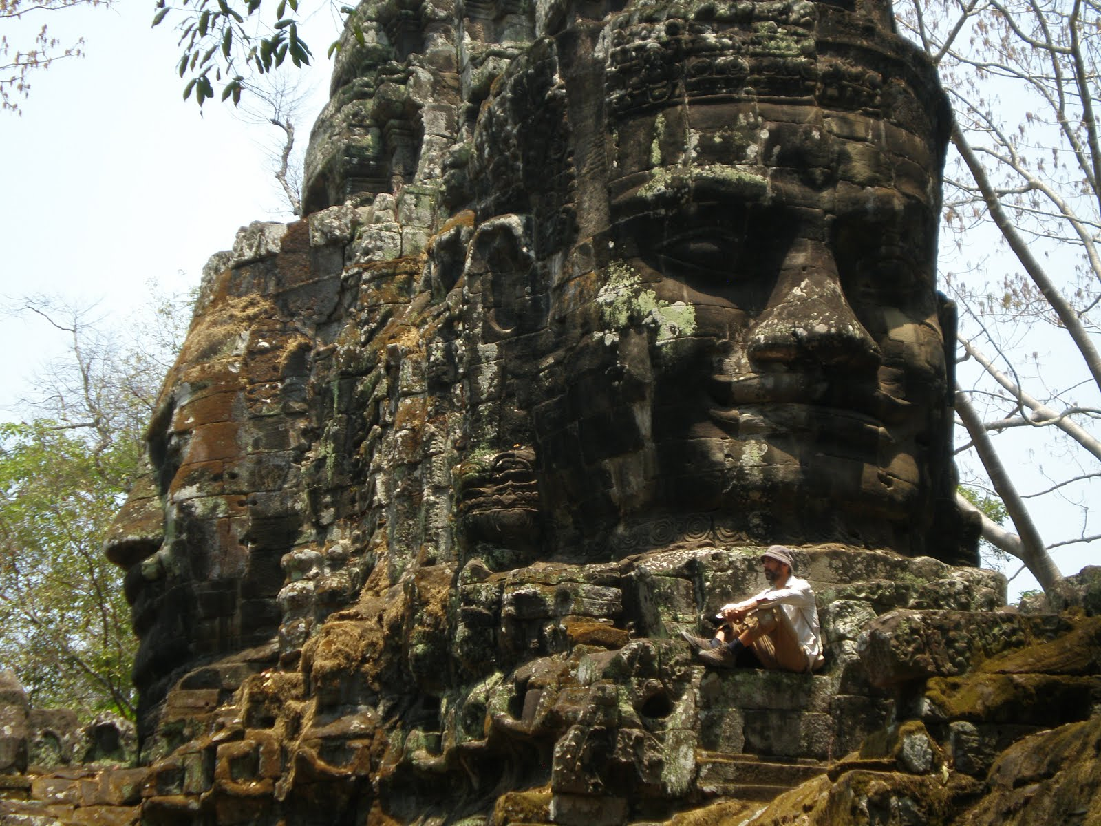 2015, Angkor (Camboya)