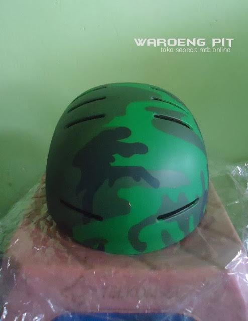Jual Helmet Nuke head sepeda mtb bmx  murah 1