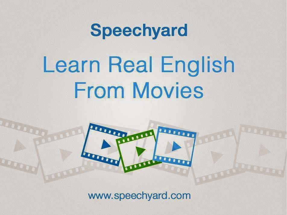 English with films