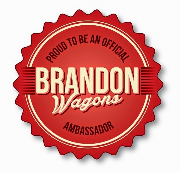 Proud To Be An Official Brandon Wagons Ambassador
