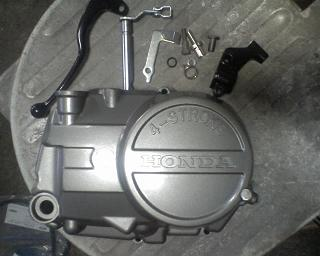 honda xrm 125 manual clutch