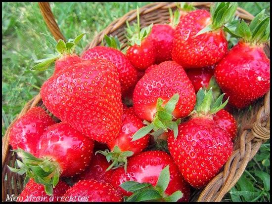 belles fraises