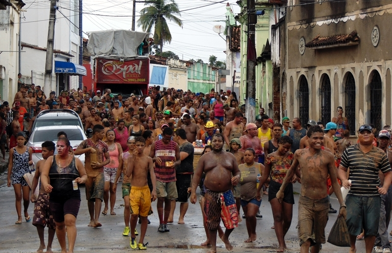 Festa do Mastro atrai grande público em Maruim