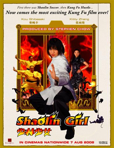 Ver Shaolin Girl (Shôrin shôjo) (2008) Online