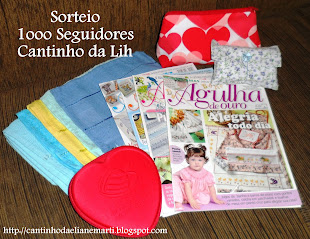 Sorteio  no blog da **LIH**