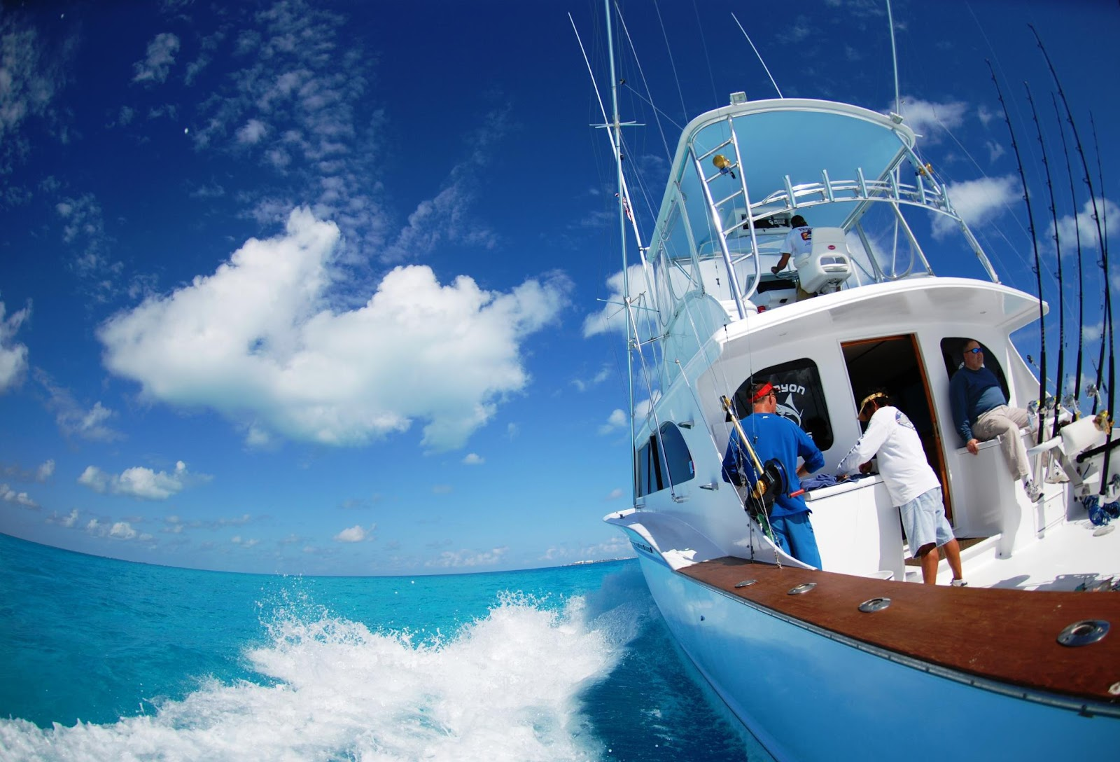 Win an Offshore Fishing Trip