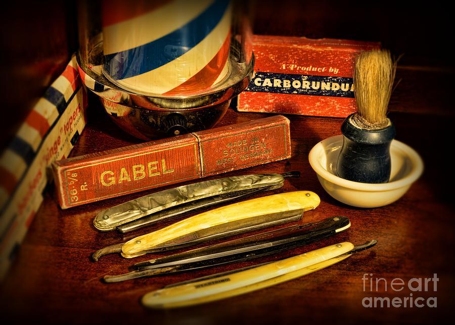 Barber : Barber Girl Photos: Barber Antique