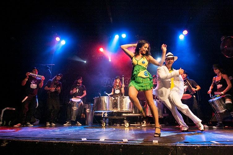 Batucada y Samba en Madrid