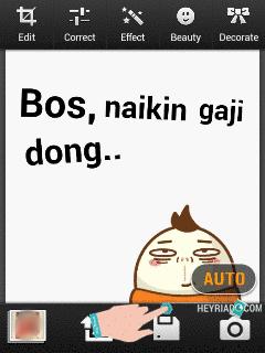 Display picture BBM Karikatur Stiker Meme