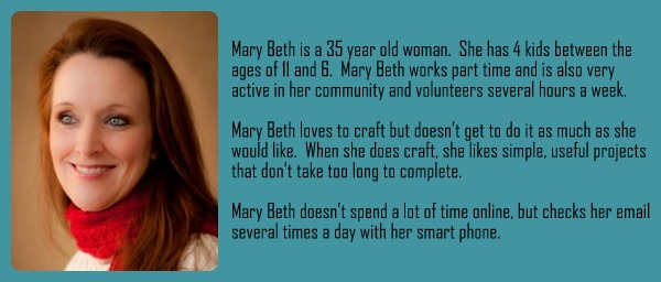 Fictional Persona Mary Beth