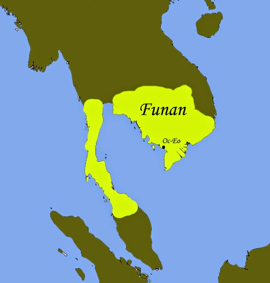 a kingdom with an impressive wealth and an extraordinary network the funan kingdom stood as one of the earliest most powerful kingdoms in southeast asia