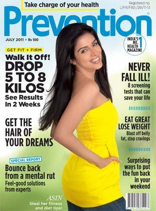 Asin New Photo Shoot For Prevention Magazine