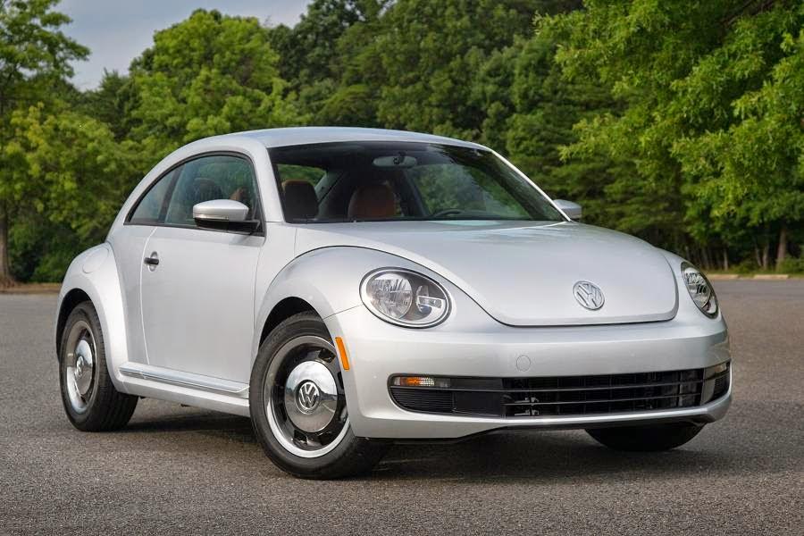 Volkswagen Beetle Classic (2015) Front Side