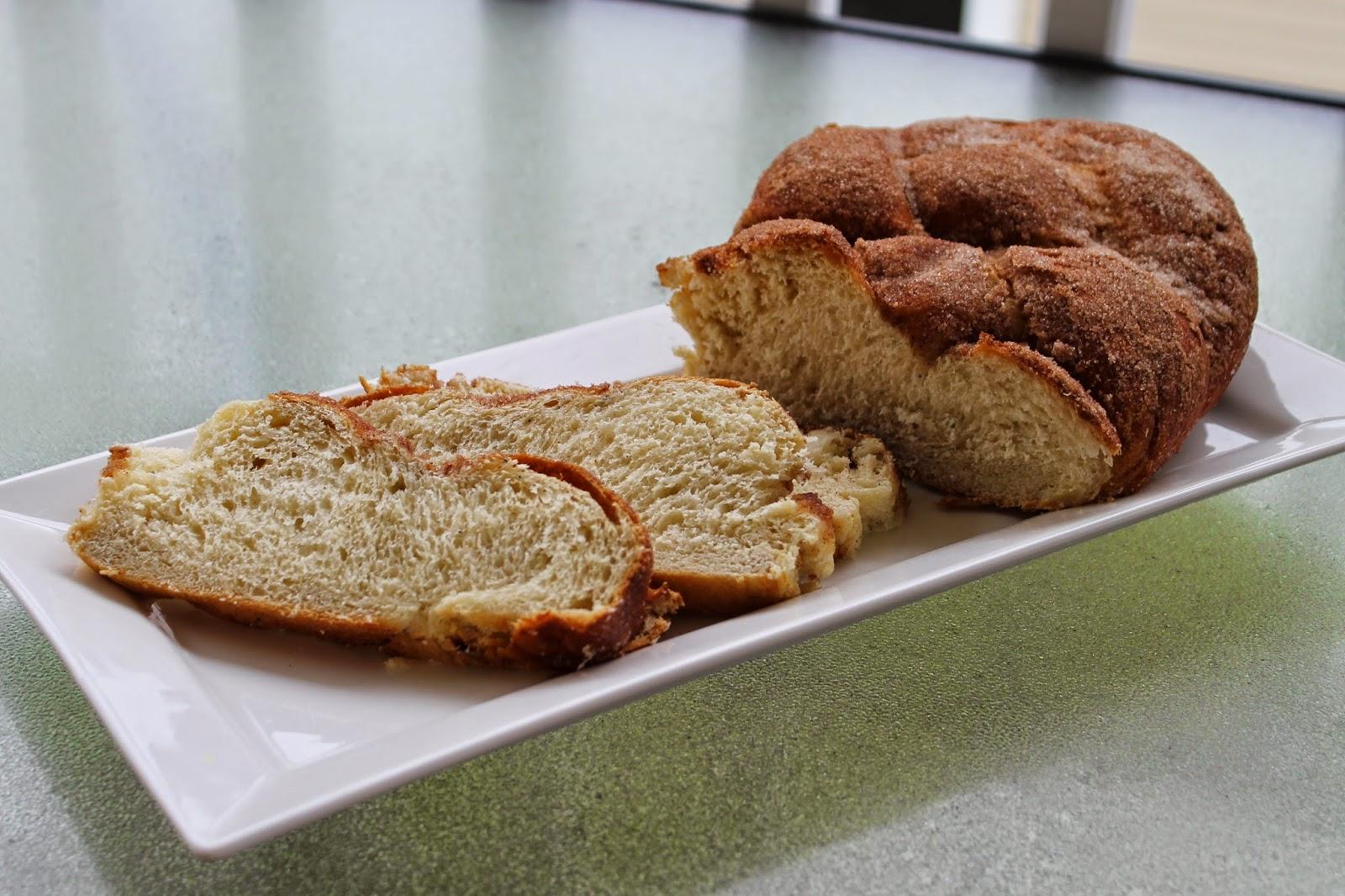 Married to Medicine: Swedish Cardamom Coffee Bread