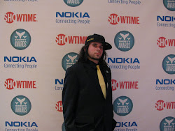 Josh at the 3rd Annual Shorty Awards