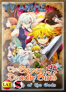 Los Siete Pecados Capitales (Temporada 3) HD 1080P LATINO/JAPONES