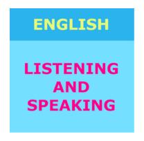 အဂၤလိပ္စာ Level အလိုက္သင္ႏိုင္မယ့္ English Listening and Speaking APK