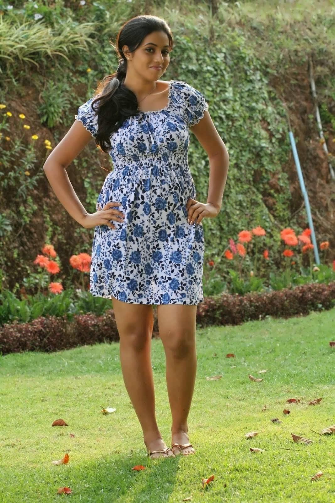 Poorna Latest Hot Photos Aishvarya Devan Spicy
