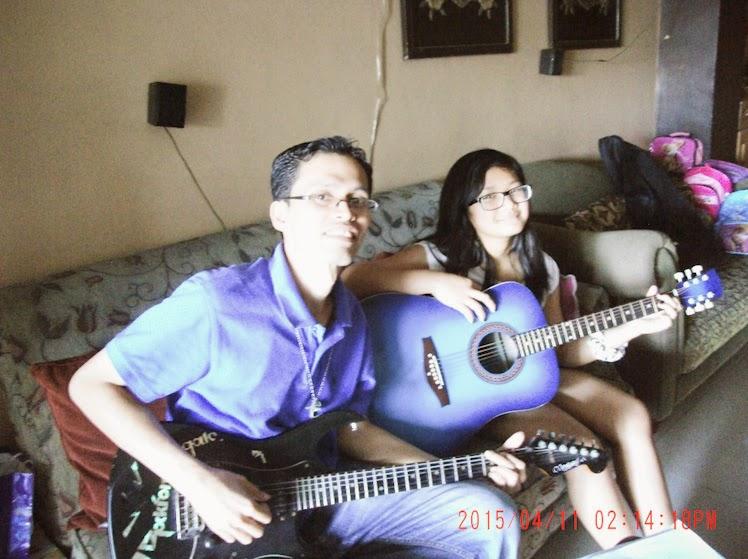 Learn Guitar in Cebu, Cebu City Guitar Lesson