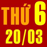 Tử vi 20/3/2015 Thứ Sáu - 12 Cung Hoàng Đạo hôm nay