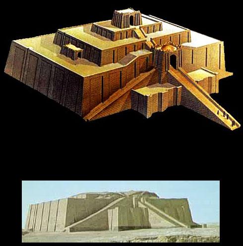 Sumerian Architecture Ziggurat3