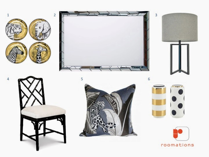 Roomations Style Board Dining Room Accessories