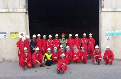 التدريب على الخدمات البترولية بوزارة القوي العاملة 2016