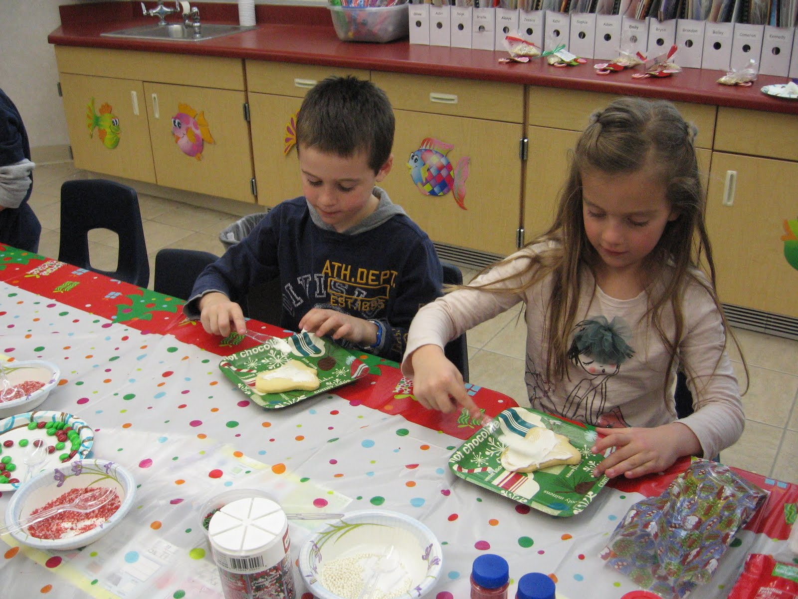 Awesome 1st Grade Christmas Party Ideas Part - 1: Class Christmas Party