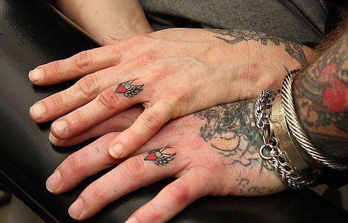 Tattoo Wedding Ring Ideas 11 Lovely Photo via Creative Fan
