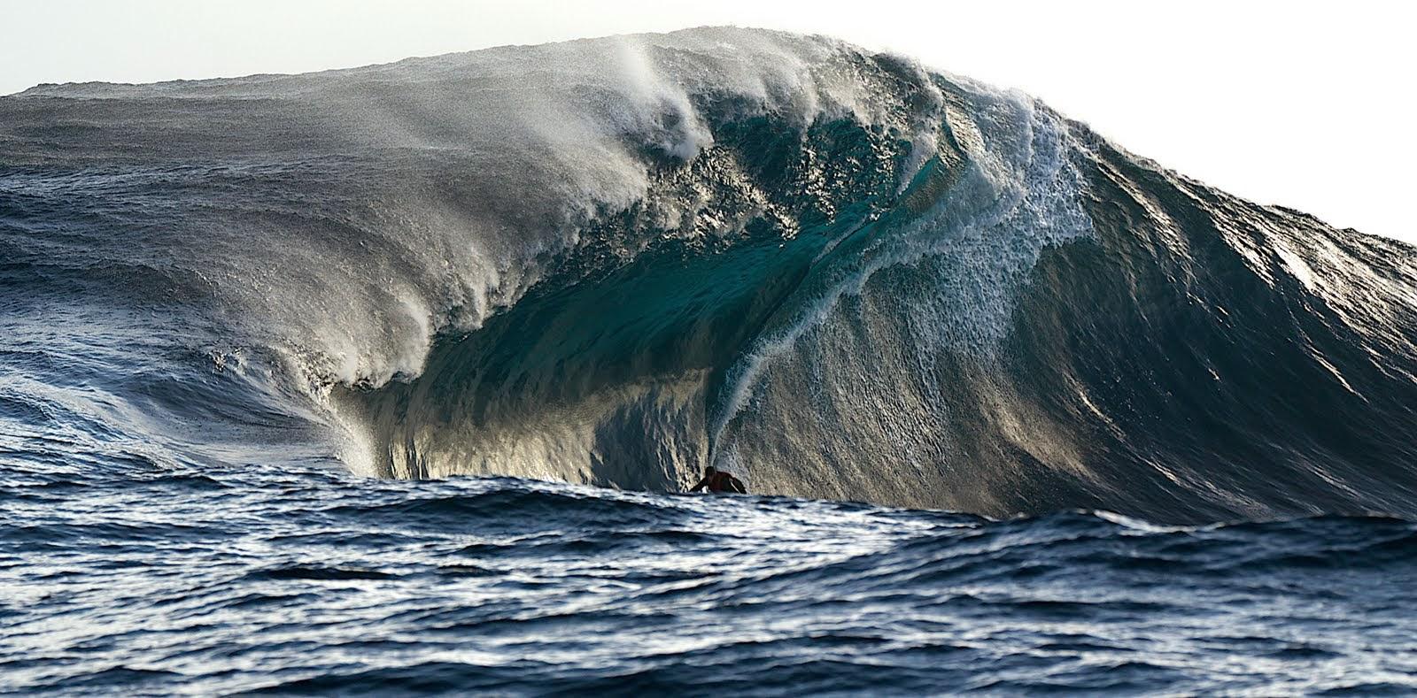Surfing or sinking?