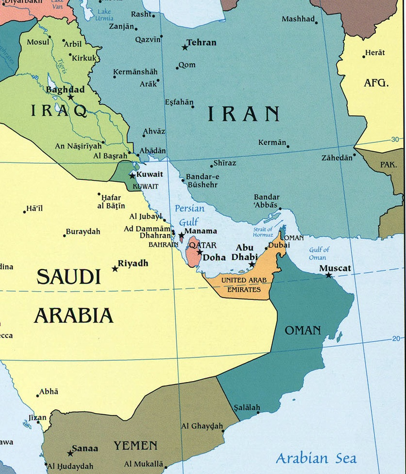 persian gulf Persian gulf definition: the persian gulf is the area of sea between saudi arabia and iran | meaning, pronunciation, translations and examples.