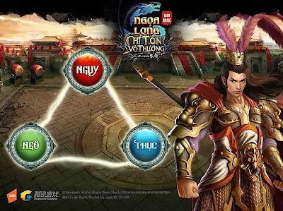 game chiến thuật Ngọa Long dựa trên bối cảnh Tam Quốc Phân Tranh đưa người chơi bước vào sự tranh chấp quyết liệt của ba cường quốc
