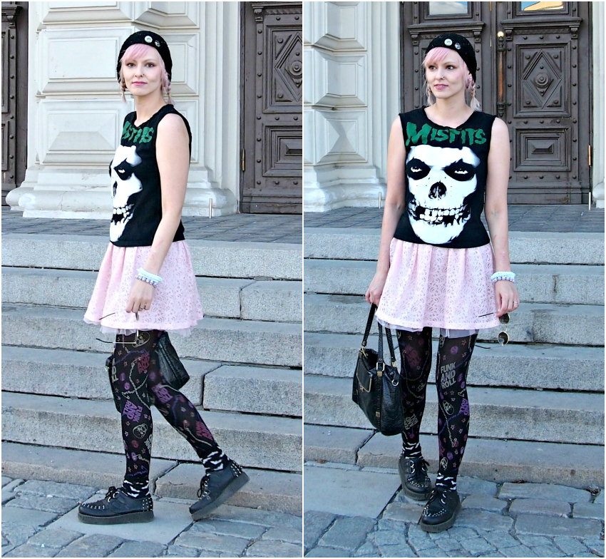 pastel punk, fashion