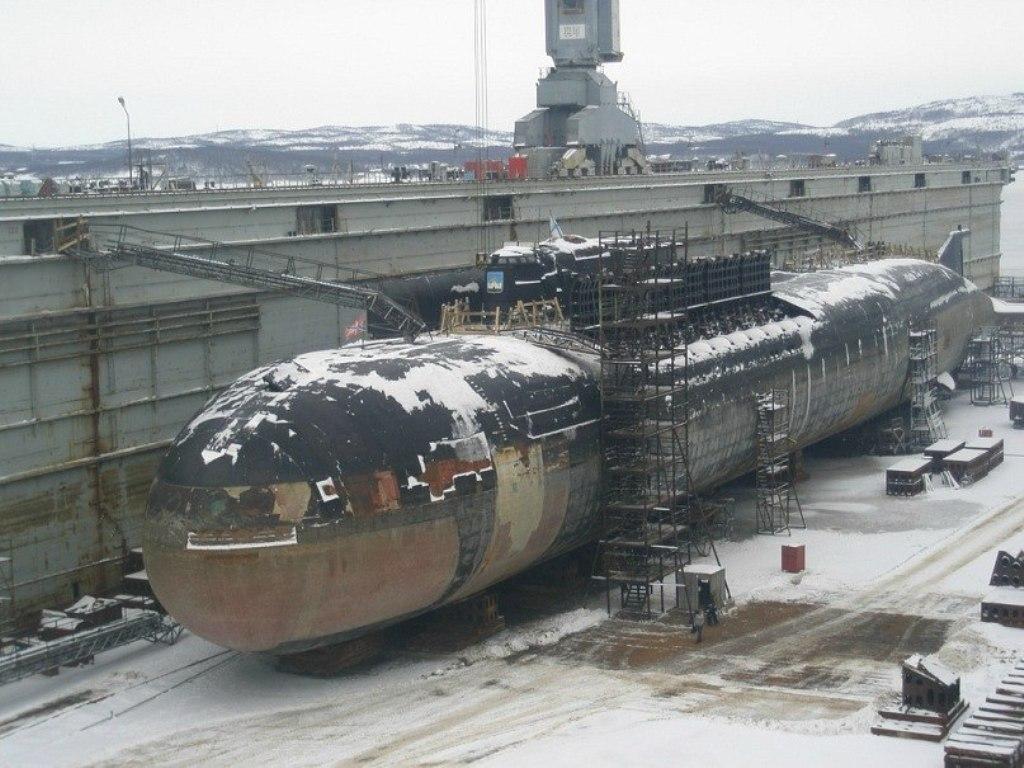 El Hangar De Tj Submarinos