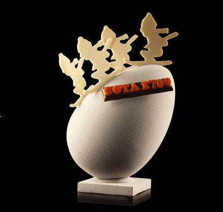 Huevos de pascua Oriol Balaguer 2011