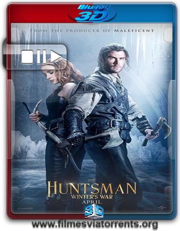 O Caçador e a Rainha do Gelo Torrent - BluRay Rip 1080p 3D HSBS Legendado (2016)