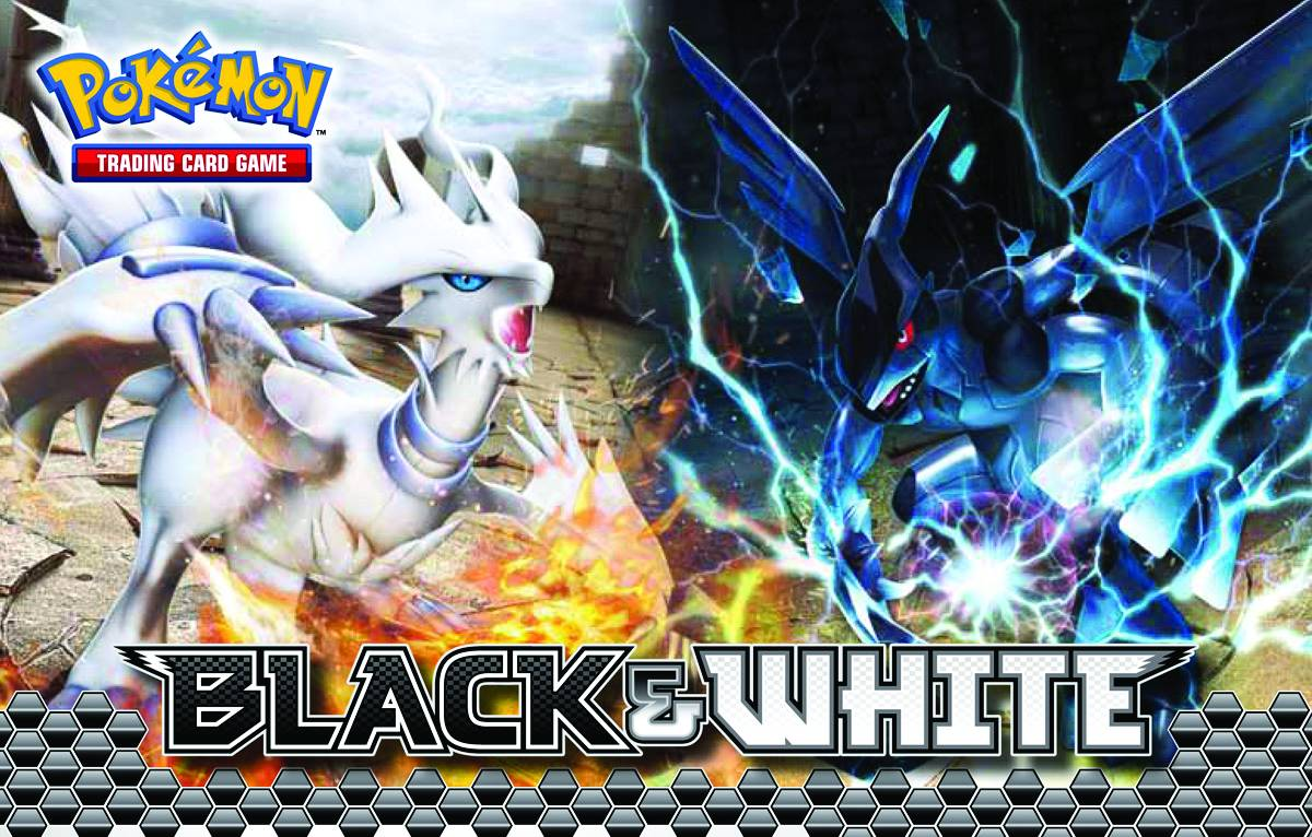 enter a bigger pokemon world with pokemon tcg black white