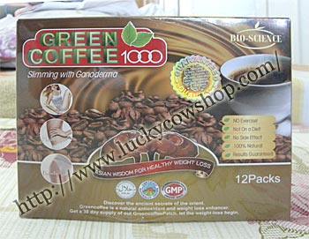Green Coffee 1000 Slimming Coffee