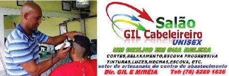 SALÃO GIL CABELELEIRO