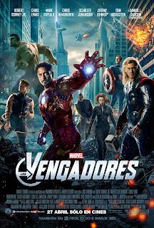 Los vengadores (The Avengers) (2012)