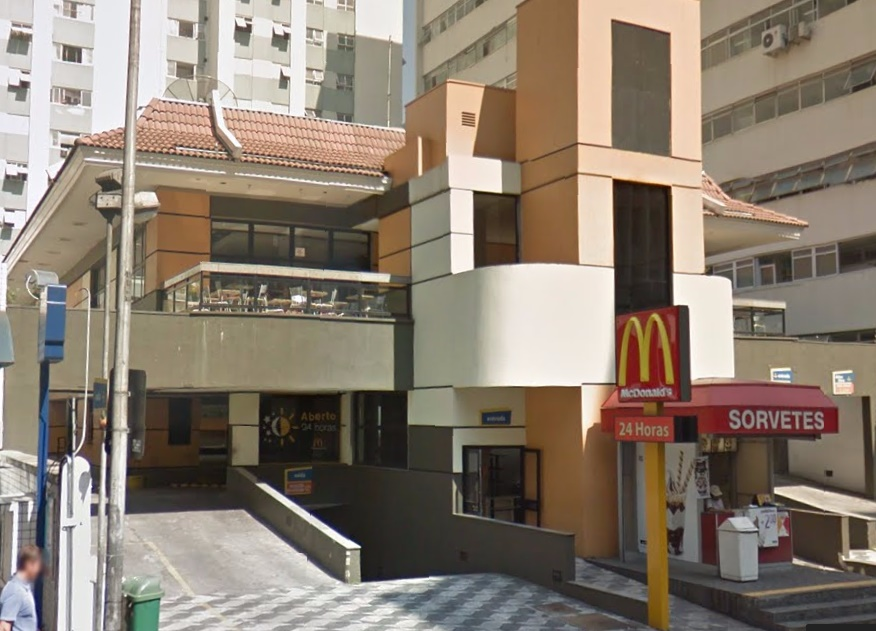 McDonald's Angélica - São Paulo/SP - Wysling Gomes