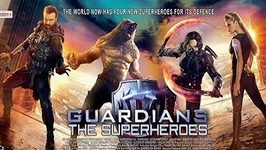 Guardians - The Superheroes Tamil Dubbed Movie Online